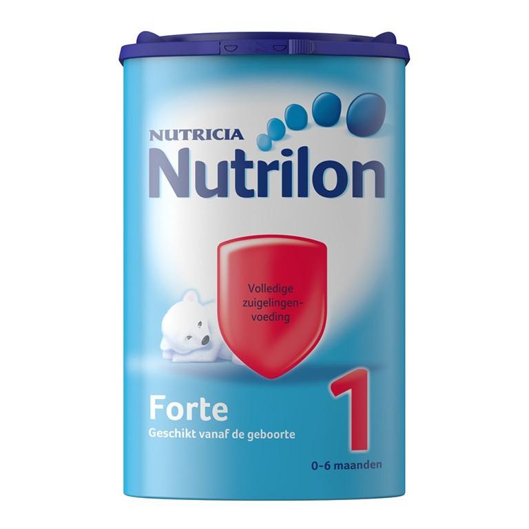Nutrilon 牛栏抗饥饿特殊配方奶粉1段(1包800克)