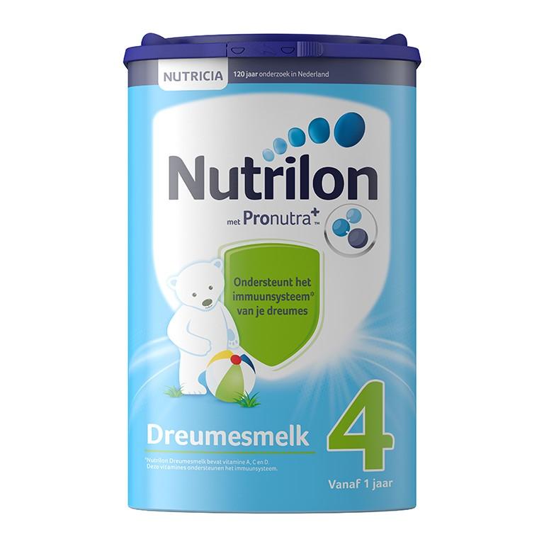 Nutrilon 牛栏婴幼儿成长奶粉4段 (1包800克) (NEW)