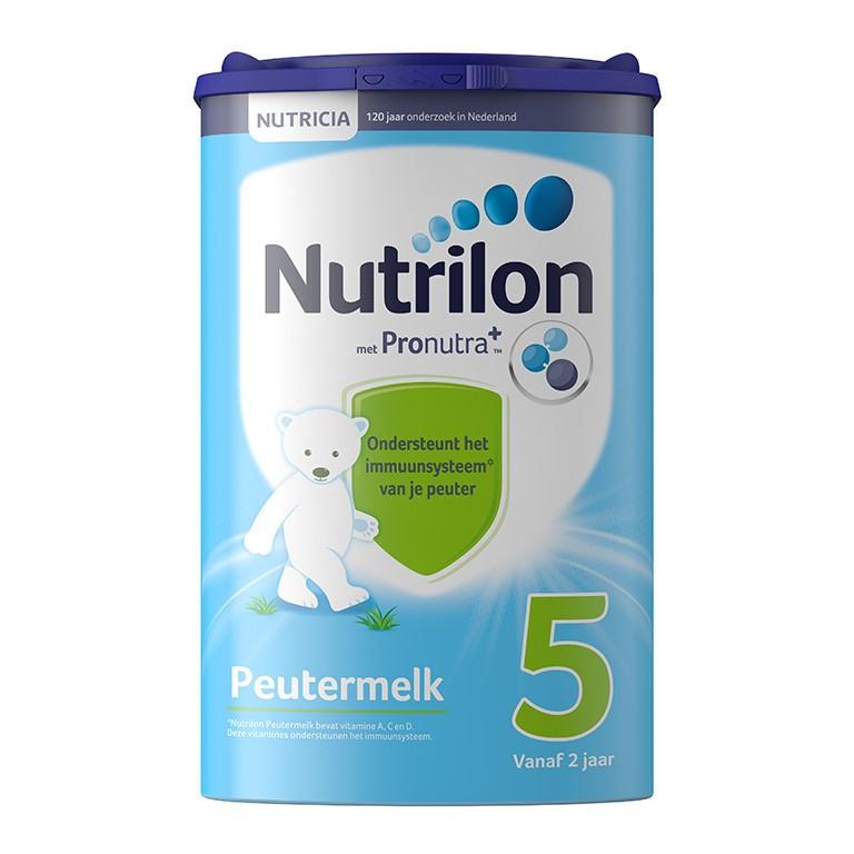 Nutrilon 牛栏婴幼儿成长奶粉5段 (1包800克) (NEW)