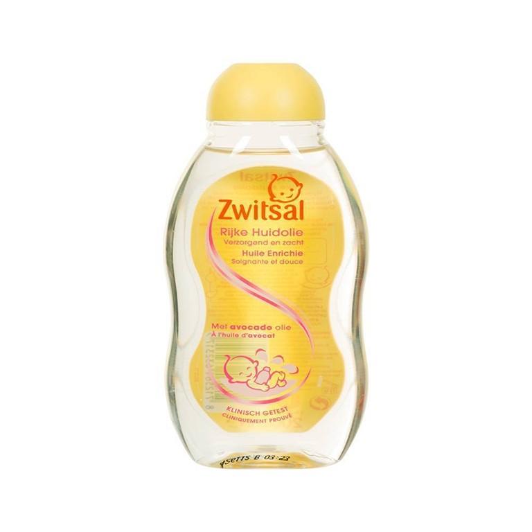 Zwitsal 润肤油 (1 瓶 of 200 毫升)