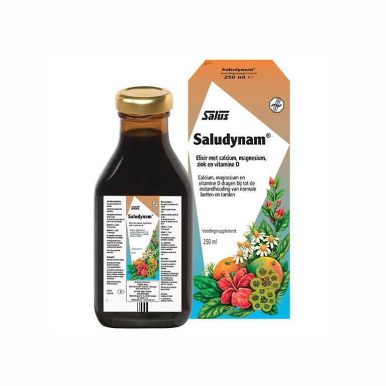 Salus 柠檬酸钙液体钙(250ml/瓶)